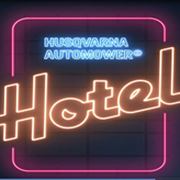Vinterhotell for robotklippere