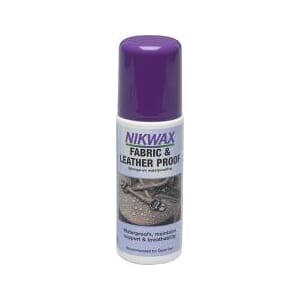 NIKWAX SKOIMP. SPRAY-ON FABRIC & LEATHER 125ML